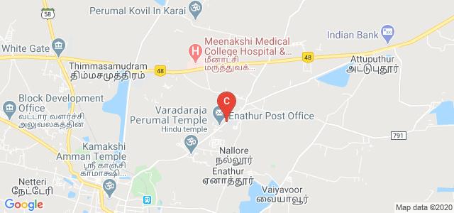 Sri Sankara Arts & Science College (Autonomous), Enathur, Kanchipuram, Tamil Nadu, India