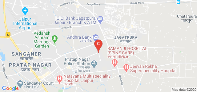 Tirupati College of Technical Education, Sector 26, Pratap Nagar, Jaipur, Rajasthan, India