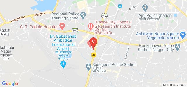 Shankarrao Dhawad Polytechnic, Wardha Road, Rajiv Nagar, Jai Prakash Nagar, Somalwada, Nagpur, Maharashtra, India