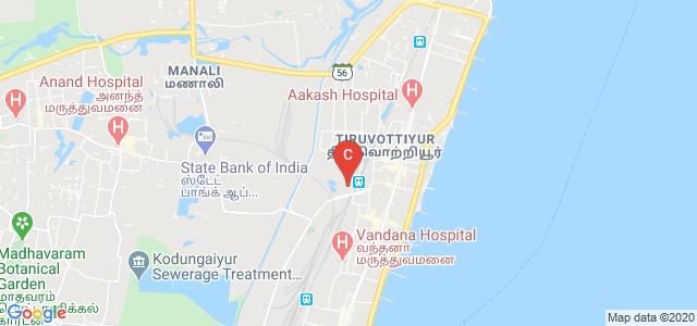 V. Ramakrishna Polytechnic College, Tiruvottiyur, Chennai, Tamil Nadu, India