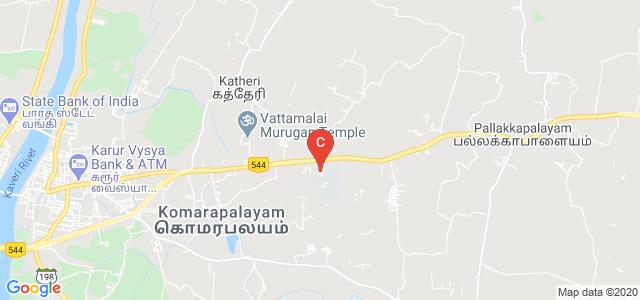 SSM Polytechnic College, National Highway 47, Namakkal, Tamil Nadu, India
