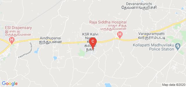KSR POLYTECHNIC COLLEGE, Namakkal, Tamil Nadu, India