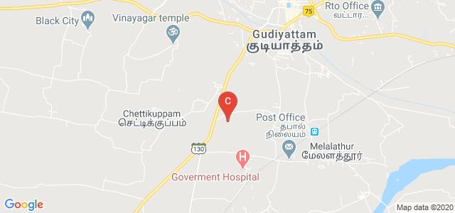 Gudiyattam Polytechnic College, Vellore, Tamil Nadu, India