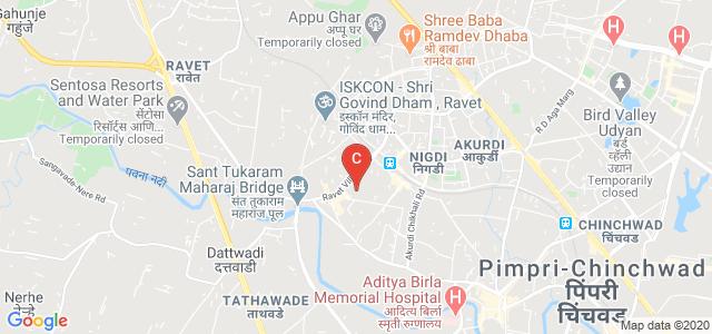 Y.B.Patil Polytechnic College, Sector 32 A, Akurdi, Pimpri-Chinchwad, Pune, Maharashtra, India