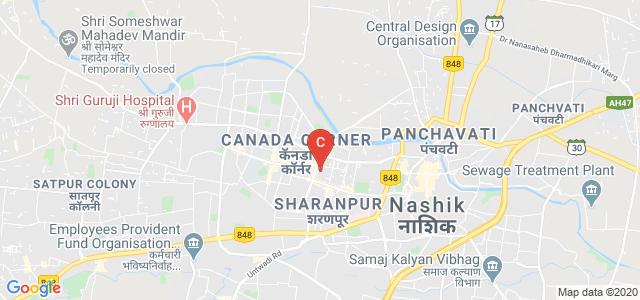K.V.N. NAIK S.P. SANSTHA'S POLYTECHNIC, Dongre Vastigruha, Canada Corner, Nashik, Maharashtra, India