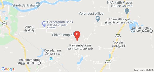 Kumaran Polytechnic College, Minjur - Devadanam Road, Kaniyambakkam, Tiruvallur, Tamil Nadu, India