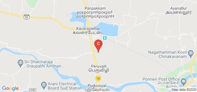 Sri Durgadevi Polytechnic College, Thiruvallur, Tamil Nadu, India
