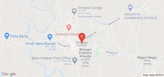 Dinhata College, Dinhata Rd, Dinhata, Cooch Behar, West Bengal, India