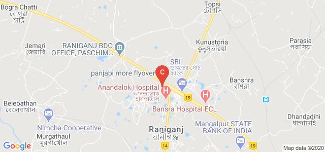 Raniganj Girl's College, Burdwan, West Bengal, India