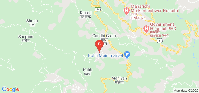 Green Hills Engineering College Road, Gandhi Gram, Himachal Pradesh 173229, India