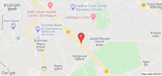 Sigma College of Nursing- Best Nursing College in Ludhiana Punjab, Gill Rd, Gill, Ludhiana, Punjab, India