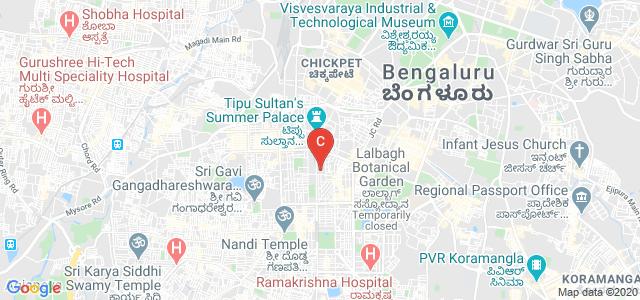 Kempegowda Institute Of Nursing, Parvathipuram, Vishweshwarapura, Basavanagudi, Bengaluru, Karnataka, India
