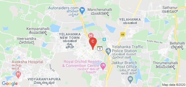 M V M Suma Institute Of Nursing Sciences, 1st A Main Road, Yelahanka Satellite Town, Yelahanka New Town, Bengaluru, Karnataka, India