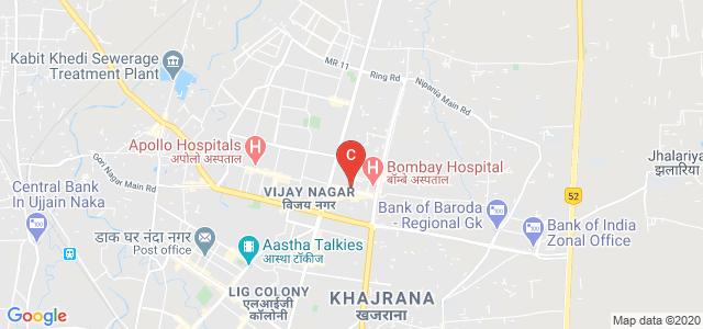 SKRP Gujarati Homoeopathic Medical College, Hospital and Research Centre, Vijay Nagar, Indore, Madhya Pradesh, India