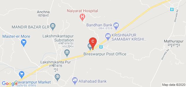 Gour Mohan Sachin Mondal Mahavidyalaya, Madhabpur, 24 Parganas South, West Bengal, India