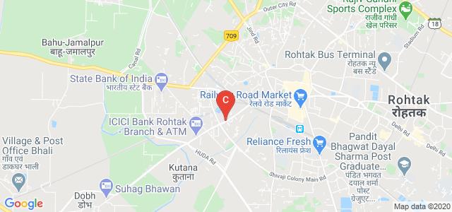 Sh.L.N.Hindu College, New Rajendra Colony, Rohtak, Haryana, India