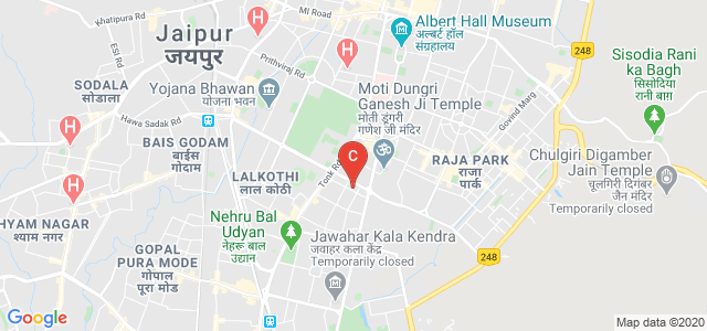 Jasoda Devi College, Ganesh Marg, Bapu Nagar, Jaipur, Rajasthan, India