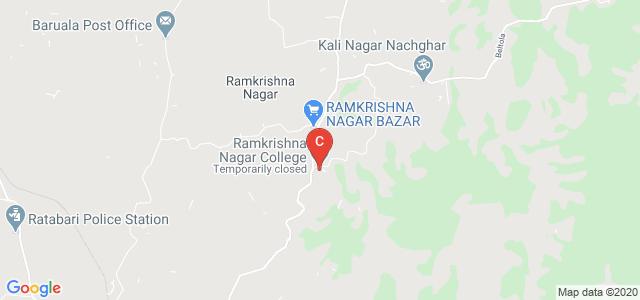 Ramkrishna Nagar College, RK Nagar, Guwahati, Assam, India