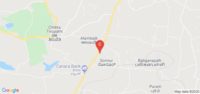 Christ college of science and management, Hosur - Malur Road NH 207, Sonnur, Karnataka, India