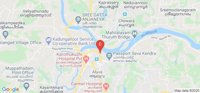 St. Xavier's College for Women, Periyar Nagar, Aluva, Kerala, India