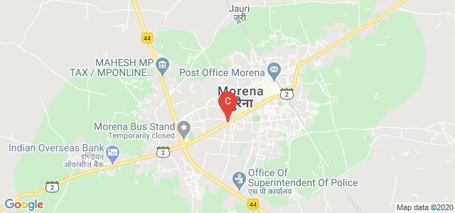 Morena, Madhya Pradesh 476001, India