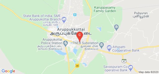 Devangar Arts College, Chokkalingapuram, Aruppukkottai, Virudhunagar, Tamil Nadu, India