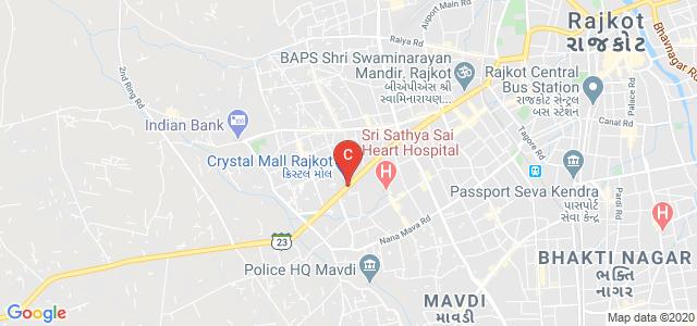 Kalawad Road, Nana Mava, Rajkot, Gujarat 360005, India