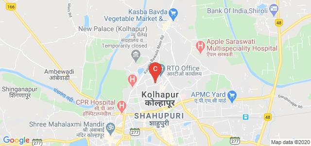 Vivekanand College, Kolhapur, E Ward, Tarabai Park, Kolhapur, Maharashtra, India