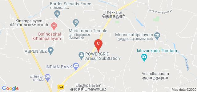 Nanjappa Polytechnic College, National Highway 47, Karumathampatti, Tamil Nadu, India