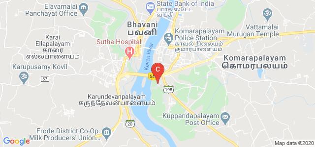 Sri Ragavendra Polytechnic College, Komarapalayam, Tamil Nadu, India