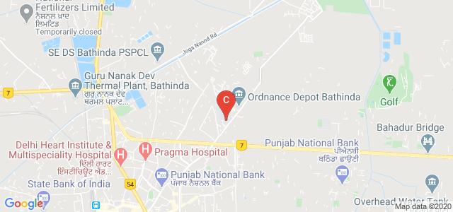 Government Polytechnic College, Bathinda, Punjab 151001, India