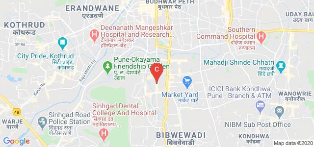 Sivadarshan Poorgrasta Vasahat, Parvati Paytha, Shiv Darshan Rd, Nirmal Baug Colony, Pune, Maharashtra 411009, India