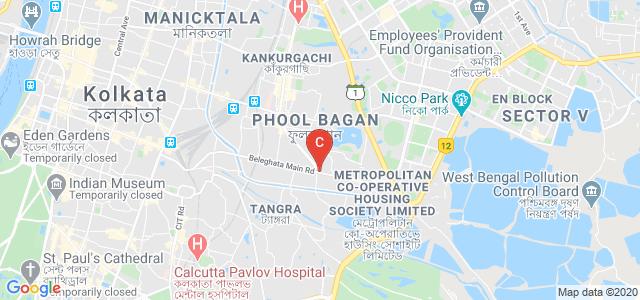 Government College of Engineering And Ceramic Technology, Abinash Chandra Banerjee Lane, Subhas Sarobar Park, Phool Bagan, Beleghata, Kolkata, West Bengal, India