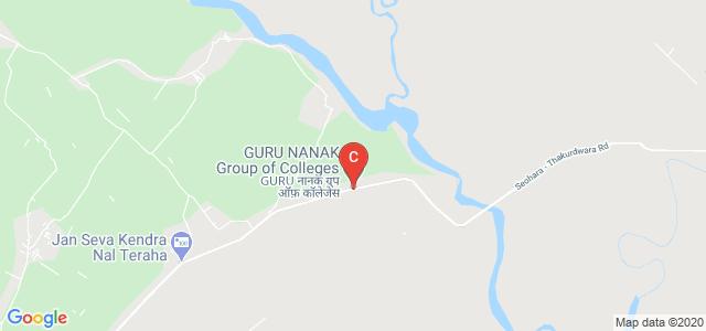 Guru Nanak Degree College, Seohara, Bijnor, Uttar Pradesh, India