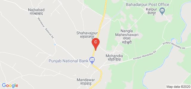 Mandawar Degree College, Chandok - Kiratpur Rd, Mandawar, Uttar Pradesh, India