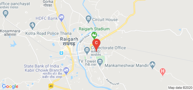 Kirodimal Government Arts and Science College, Chiranjeev Das Nagar, Raigarh, Chhattisgarh, India