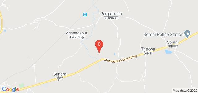 Sanskarcity College of Education, Asian Highway 46, Thakur Tola, Rajnandgaon, Chhattisgarh, India