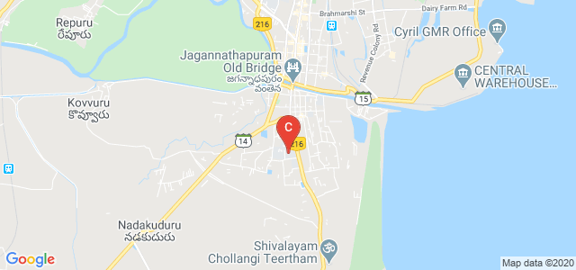 Andhra Polytechnic, National Highway 216, Lankada vari peta, Jagannaickpur, Kakinada, Andhra Pradesh, India
