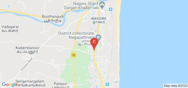 EGS Pillay Polytechnic College, South Palpannaicherry, Velippalayam, Nagapattinam, Tamil Nadu, India