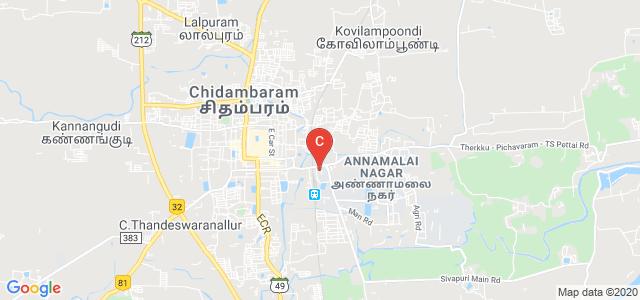 Muthiah Polytechnic, Annamalai Nagar, Chidambaram, Tamil Nadu, India