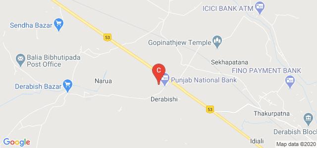 Government Polytechnic, Kendrapara, Derabishi - Niashcintakoili Road, Derabishi, Odisha, India
