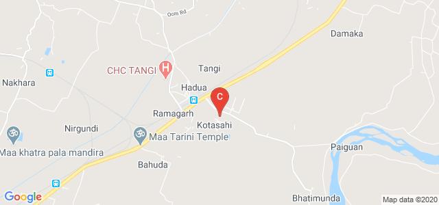 DRIEMS Polytechnic, National Highway 16, Tangi, Odisha, India