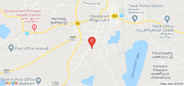 Elumalai Polytechnic College, Trichy Trunk Road, Near New Bus Stand, Salamedu, Viluppuram, Tamil Nadu, India
