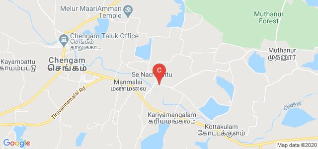 Sri Sakthi Polytechnic College, Che, Chengam, Tamil Nadu, India