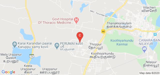 Thanapandiyan Polytechnic College, Madurai, Tamil Nadu, India