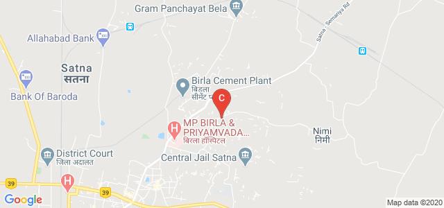 Govt. Polytechnic College Satna, Adarsh Nagar Nai Basti, Satna, Madhya Pradesh, India