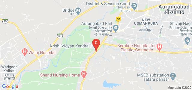 Aurangabad Road, Satara Parisar, Aurangabad, Maharashtra, India