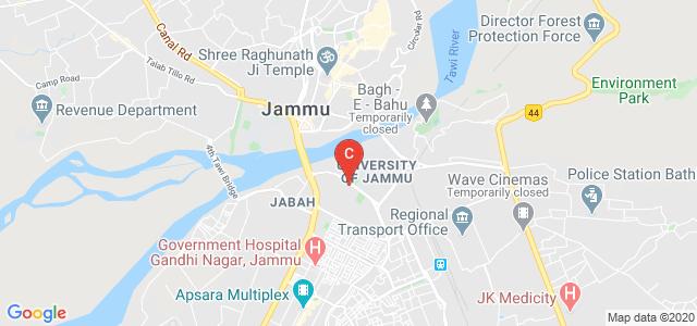 Gujarbasti, Jammu
