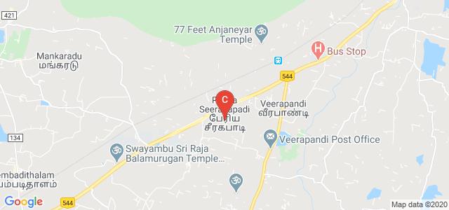 Vinayaka Mission Kirupananda Variyar Medical College, Chinna Seeragapadi, Salem, Tamil Nadu, India