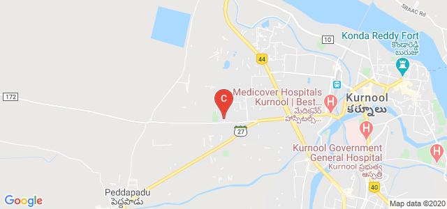 Viswabharathi Medical College & General Hospital, Nehru Auto Nagar, Kurnool, Andhra Pradesh, India